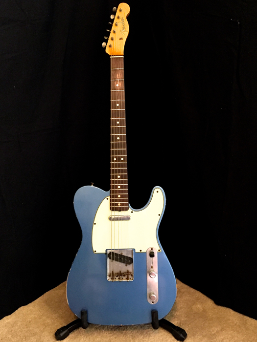 2010 LP Blue Tele